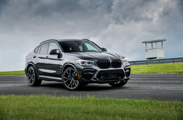 Foto von BMW X4 M