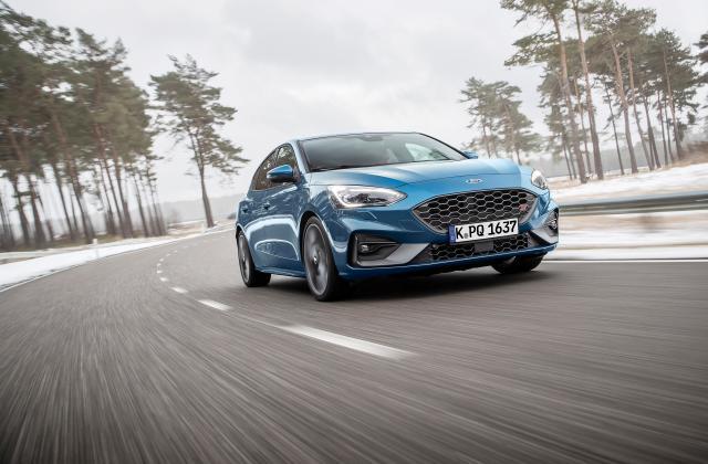 Foto von Ford Focus ST