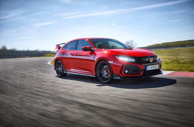 Foto von Honda Civic Type R