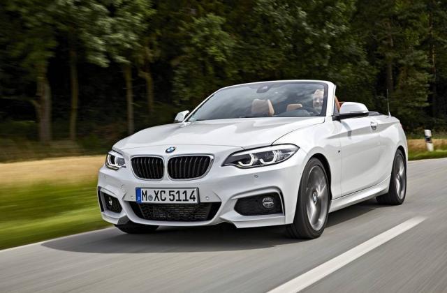 Foto von BMW 2er Cabrio
