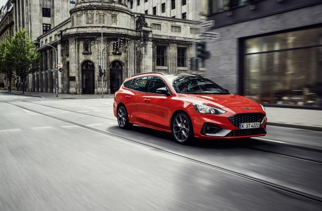 Foto von Ford Focus ST Traveller