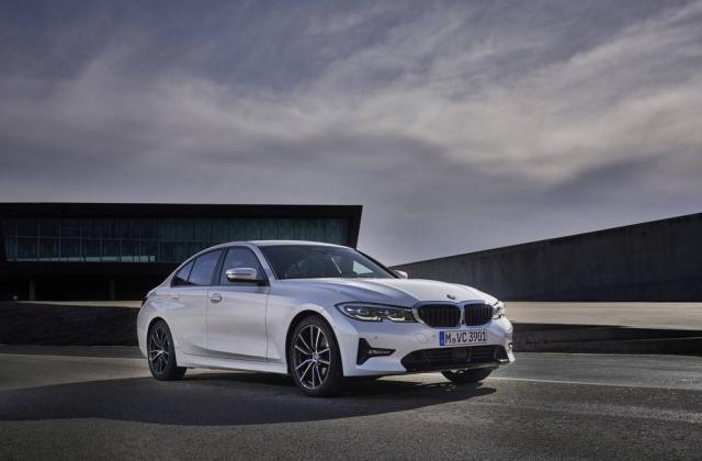 Foto von BMW 3er