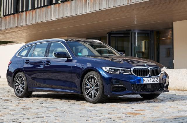 Foto von BMW 3er Touring