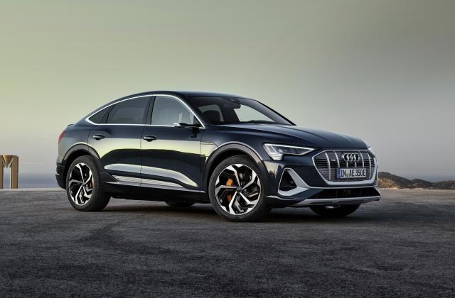 Foto von Audi e-tron Sportback
