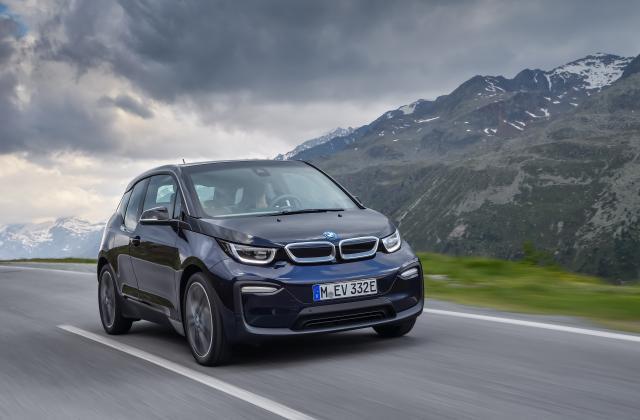 Foto von BMW i3