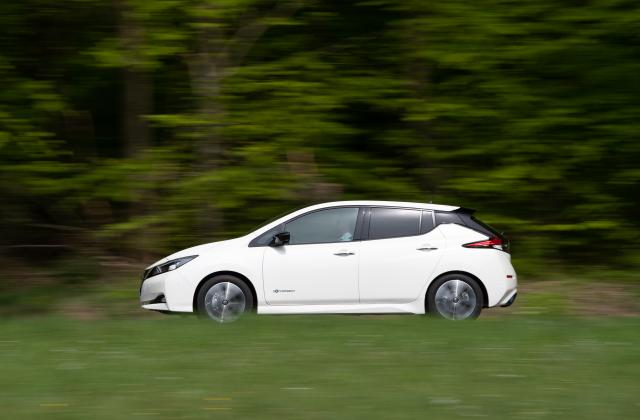 Foto von Nissan Leaf