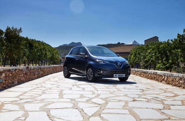 Foto von Renault ZOE
