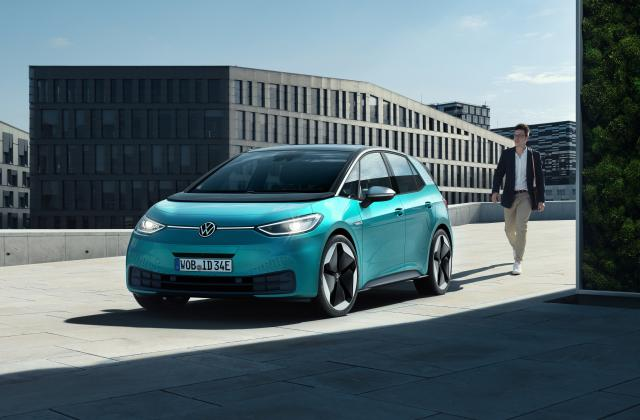 Foto von VW ID.3