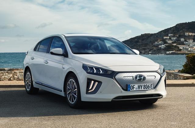 Foto von Hyundai IONIQ Elektro