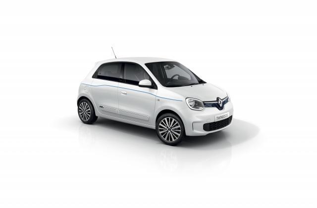 Foto von Renault Twingo Electric