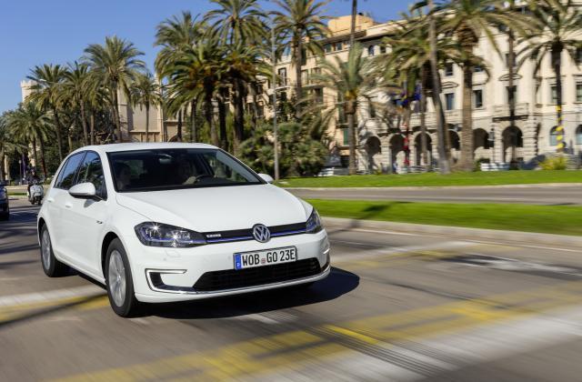 Foto von VW e-Golf 7