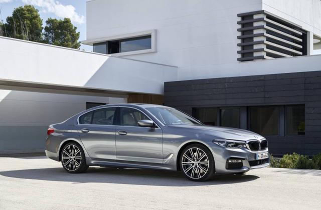 Foto von BMW 5er