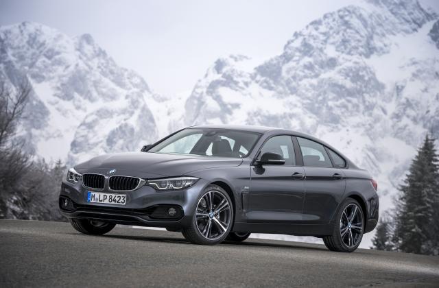 Foto von BMW 4er Gran Coupe