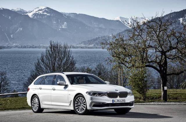 Foto von BMW 5er touring