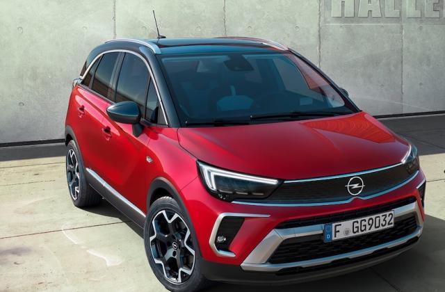 Foto von Opel Crossland