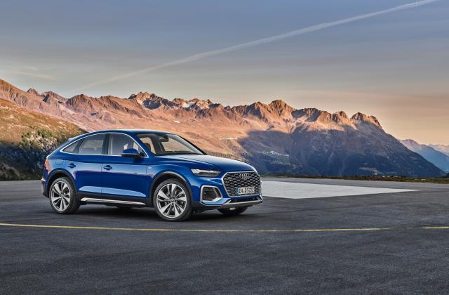 Foto von Audi Q5 Sportback