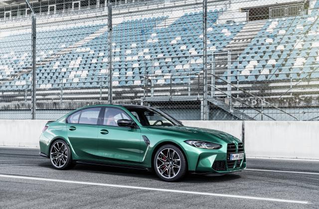 Foto von BMW M3