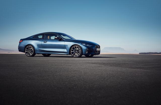 Foto von BMW 4er Coupe