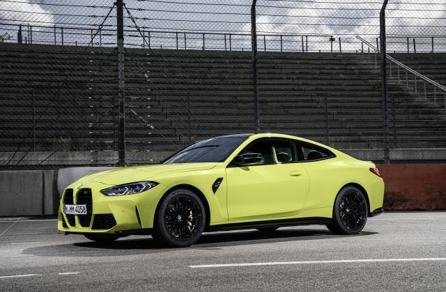 Foto von BMW M4