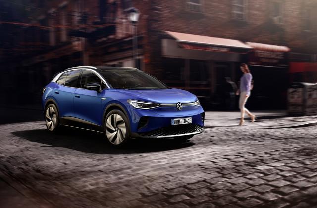 Foto von VW ID.4