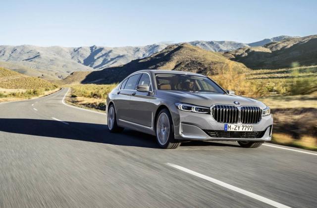 Foto von BMW 7er