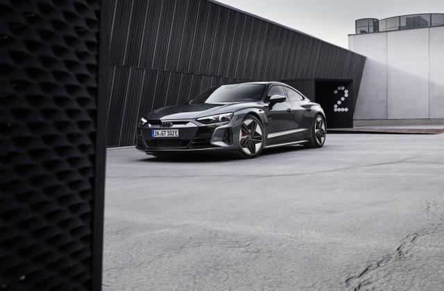 Foto von Audi e-tron GT