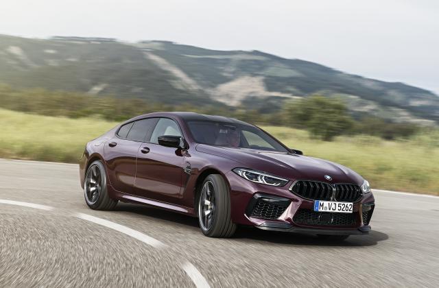 Foto von BMW M8 Gran Coupe