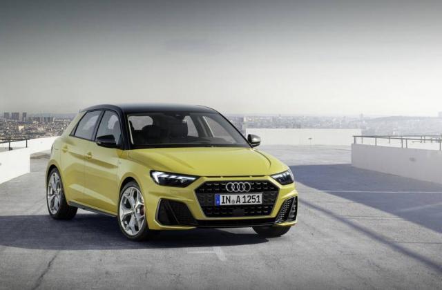 Foto von Audi A1