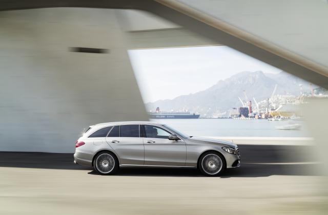 Foto von Mercedes C T-Modell