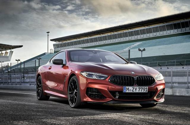 Foto von BMW 8er