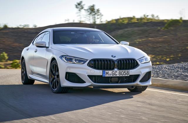 Foto von BMW 8er Gran Coupe