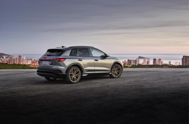 Foto von Audi Q4 e-tron