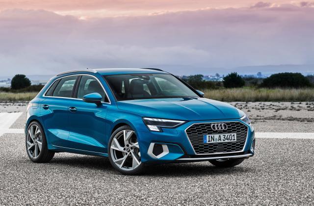 Foto von Audi A3