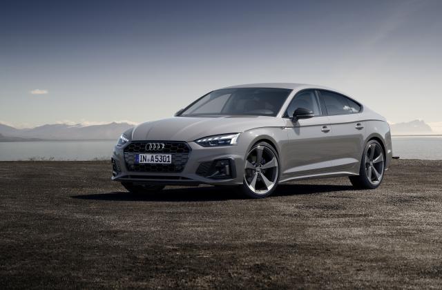 Foto von Audi A5
