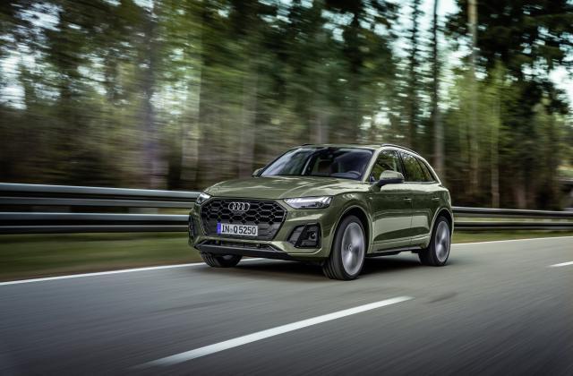 Foto von Audi Q5