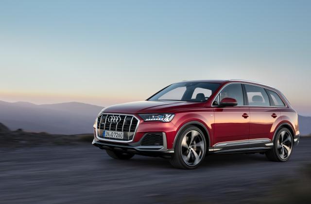 Foto von Audi Q7
