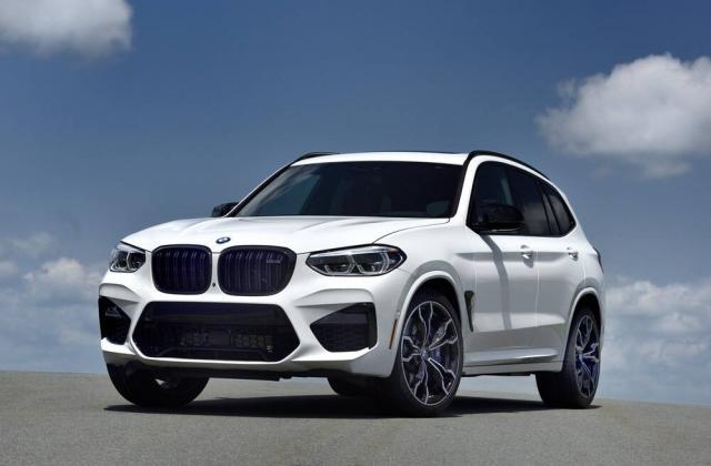 Foto von BMW X3M