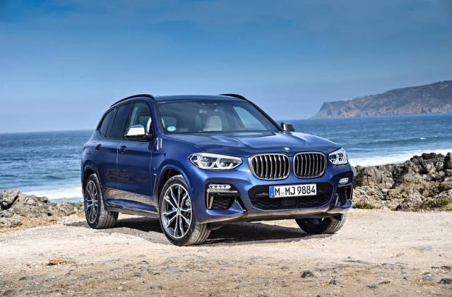 Foto von BMW X3