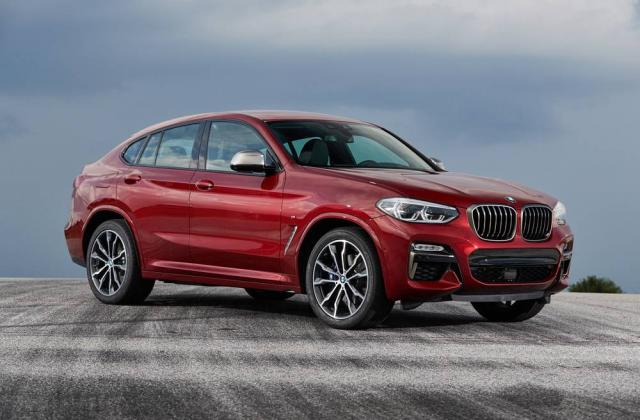 Foto von BMW X4