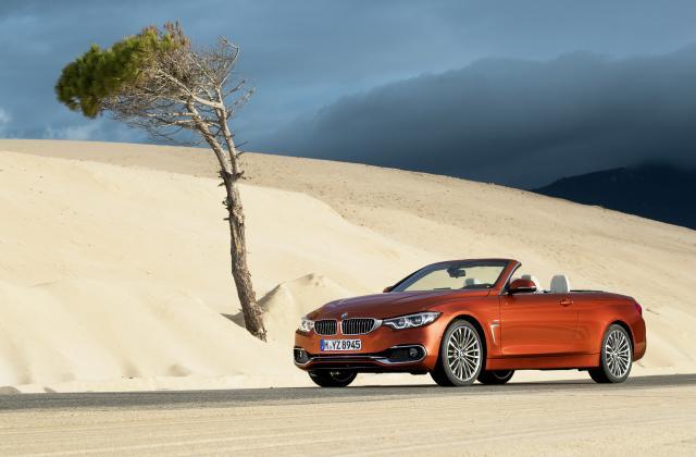 Foto von BMW 4er Cabrio
