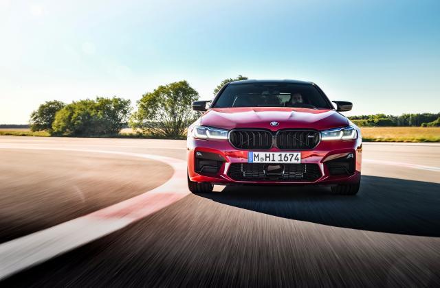 Foto von BMW M5