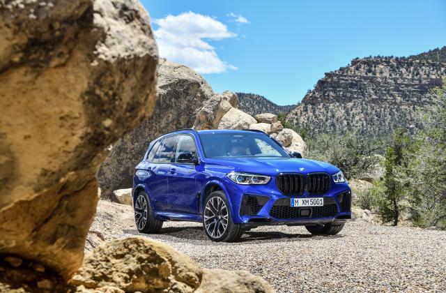 Foto von BMW X5 M