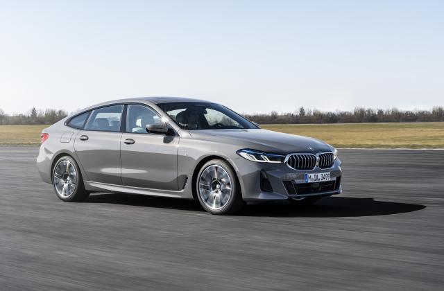 Foto von BMW 6er GT