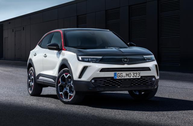 Foto von Opel Mokka
