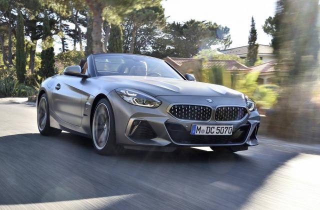 Foto von BMW Z4