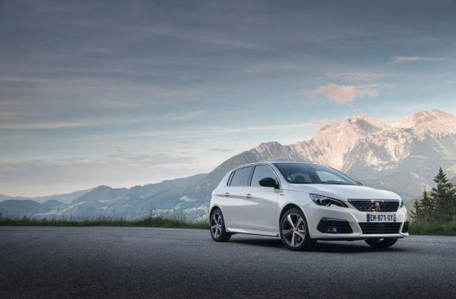 Foto von Peugeot 308