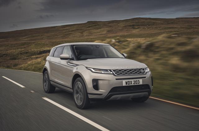 Foto von Range Rover Evoque