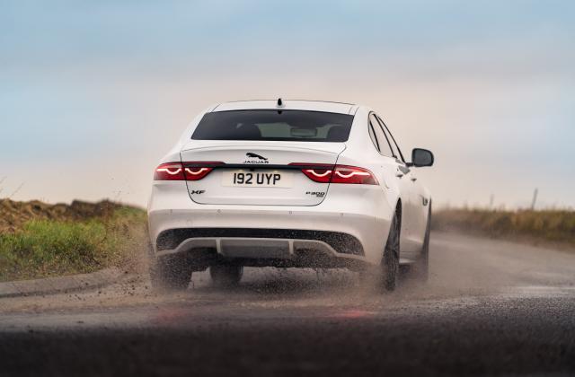 Foto von Jaguar XF