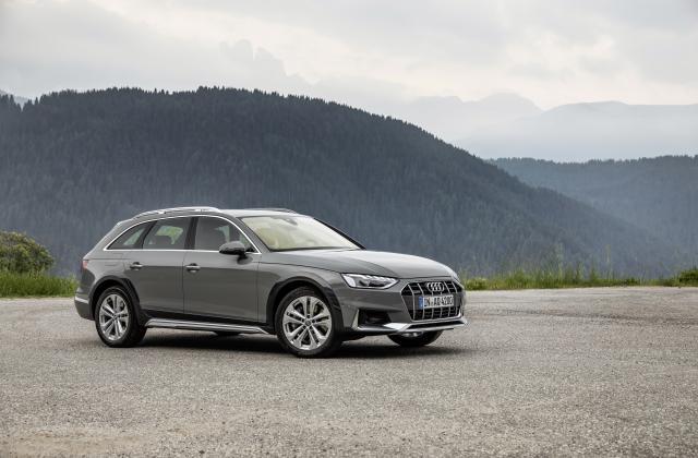 Foto von Audi A4 Allroad Avant