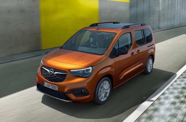 Foto von Opel Combo Elektro